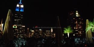 Bar / Restaurant sur les toits à New York