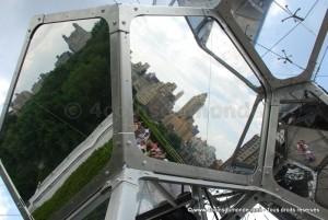 L'oeuvre sur le toit du musée du MET à New York se visite de l'intérieur