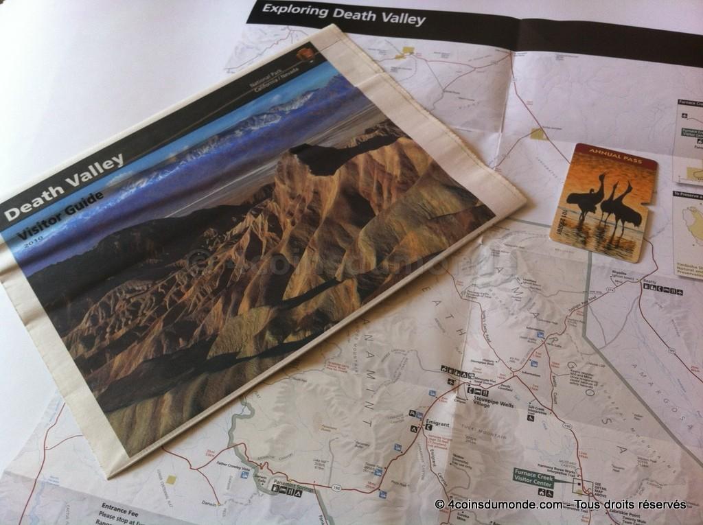 Le Pass America the beautiful permet d'accéder aux plus beaux parcs nationaux