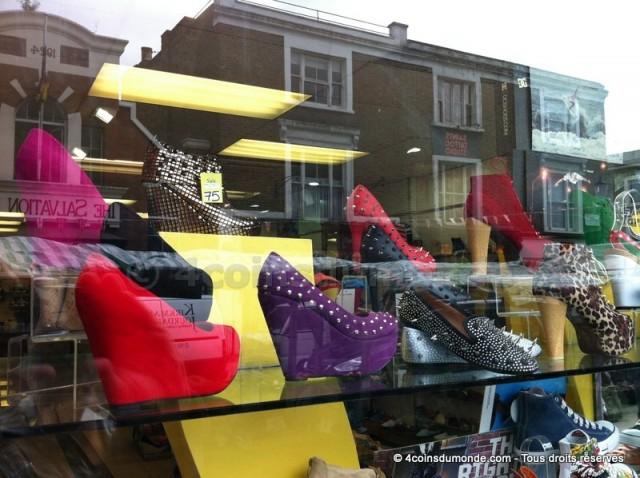 que faire a Londres meilleures idées visites  - la mode