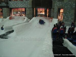 Autre activité Ski Dubaï la bouée sur glace