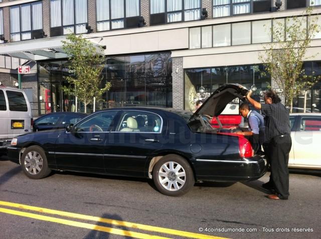 chauffeur privé transport new york