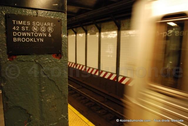 choisir le métro pour visiter new york