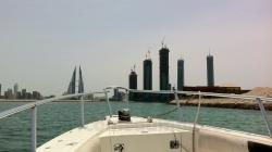 Une sortie en bateau pour voir des dauphins à Bahreïn