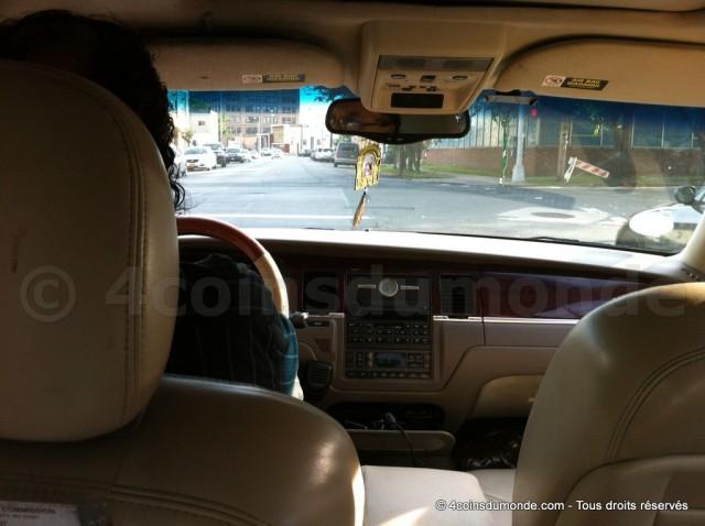 voiture avec chauffeur transport voyage new york
