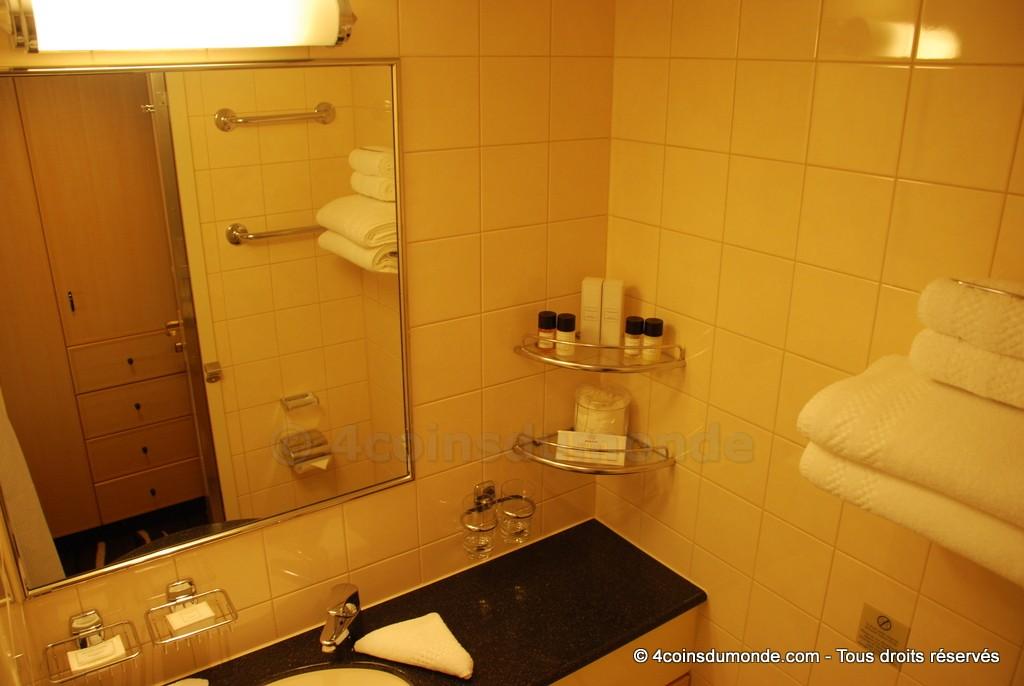 salle de bain de luxe cabine au coin - Salle De Bain De Luxe Cabine Au Coin