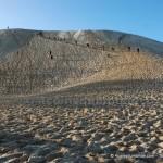 la dune du pilat à Noël