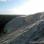 la dune du pilat en hiver