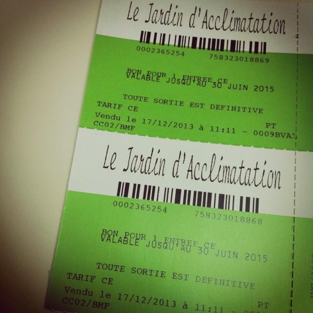 Gagnez 2 entrées pour le Jardin d'Acclimatation à Paris