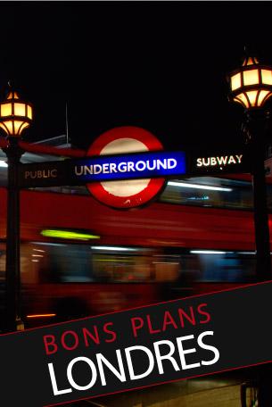 Bons plans et bonnes adresses pour un super weekend ou de belles vacances à Londres