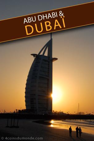 Bons plans et meilleures adresses pour un super weekend et de belles vacances à Dubaï et Abu Dhabi