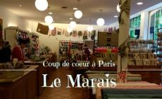 Notre coup de cœur à Paris : le Marais