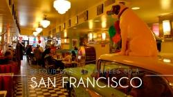 Lori's Diner à San Francisco : restaurant des années 50