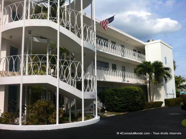 où habite Dexter Morgan à Miami