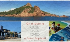 On a testé : la Côte d'Azur Card