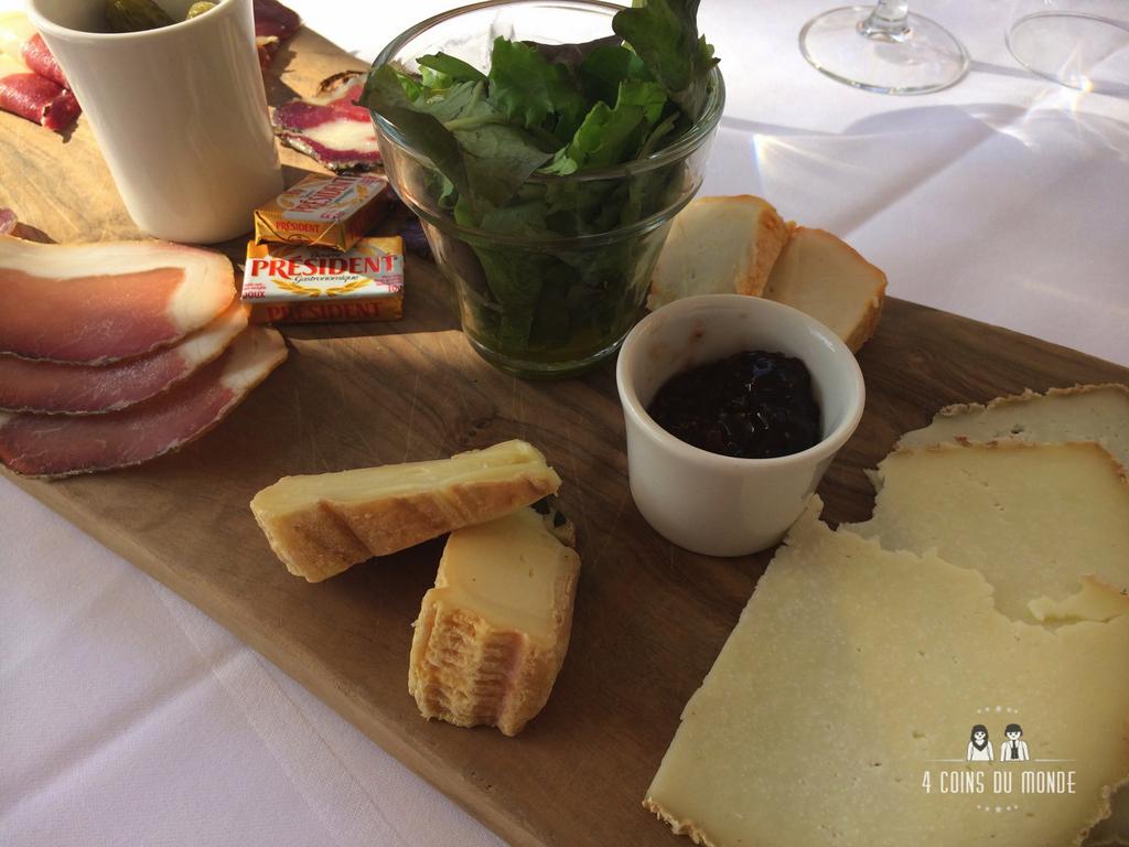 Restaurant vue mer Hotel les Mouettes Ajaccio