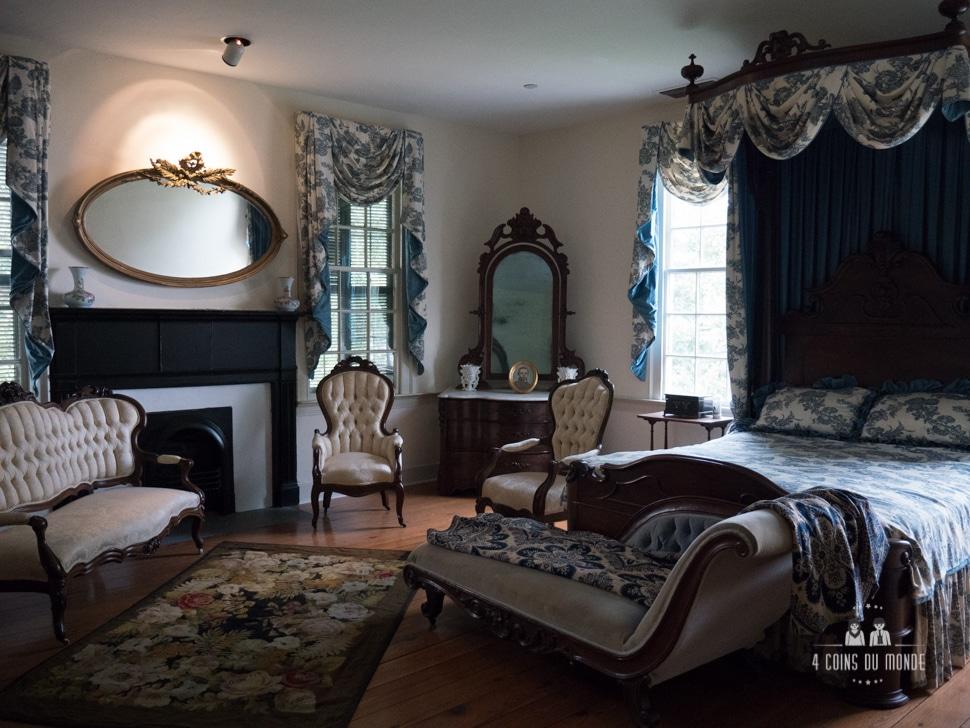Premiere Maison Blanche des etats confederes Montgomery Alabama