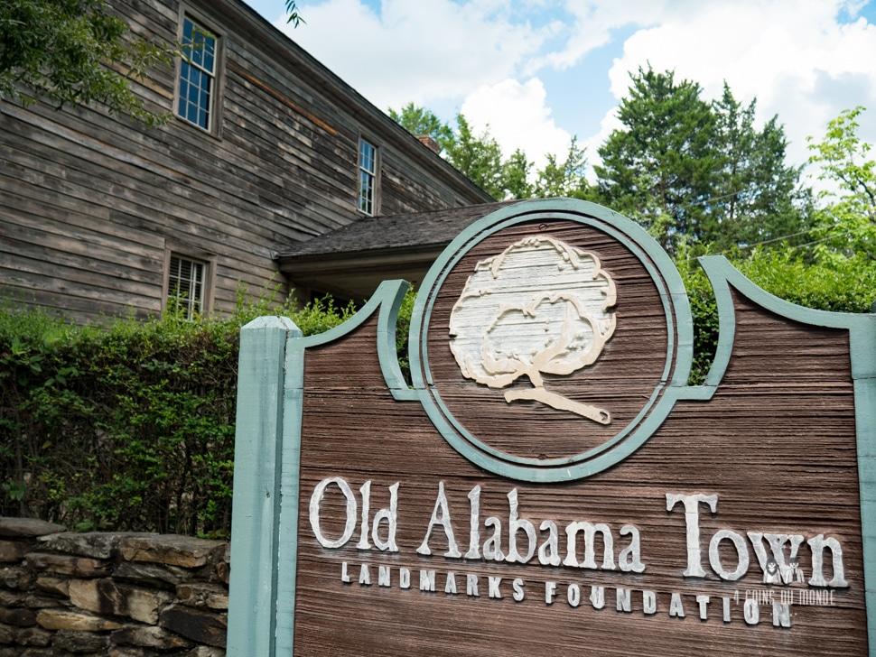 Un village Alabama reconstitue Montgomery