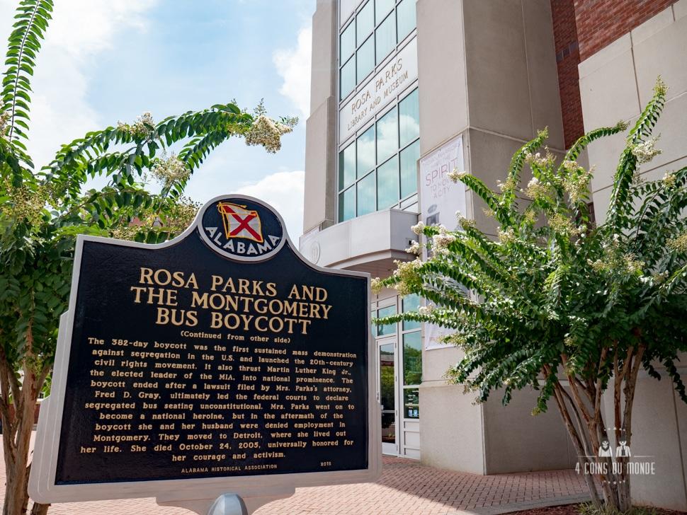activite a faire a Montgomery Alabama