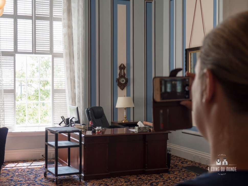 bureau du gouverneur Montgomery Alabama