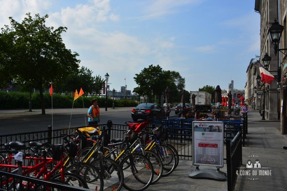 location de vélo pas cher à montréal pour des vacances en famille