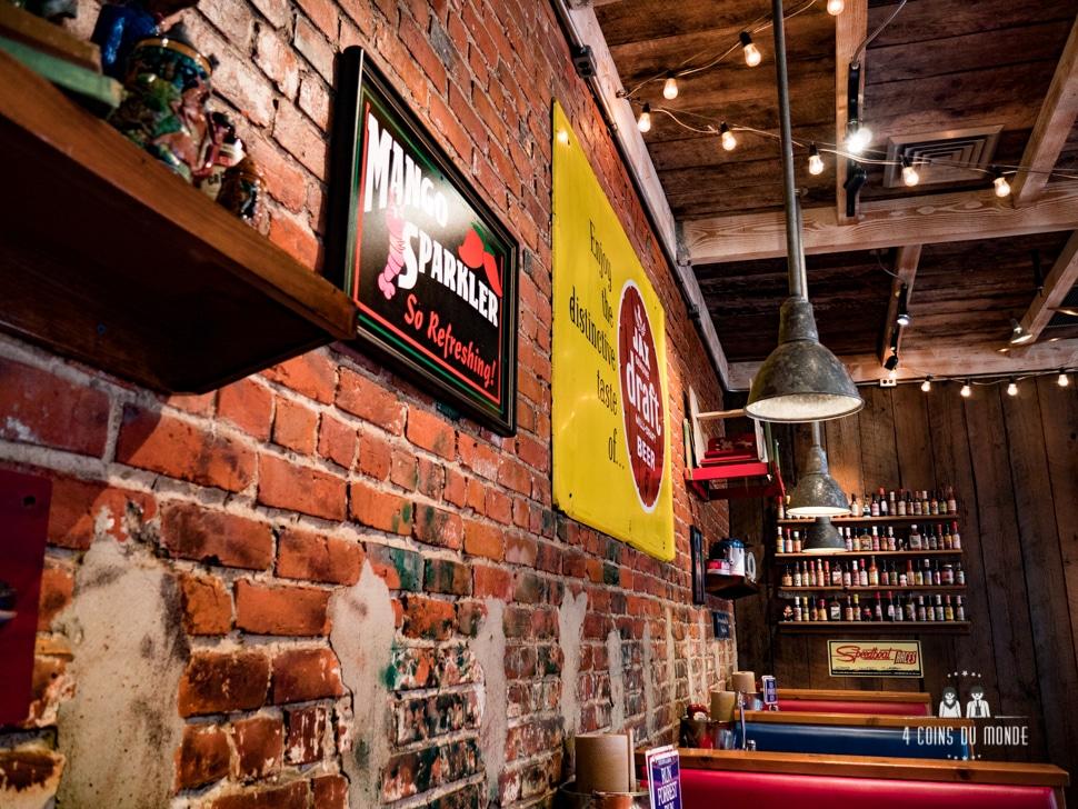 Restaurant Bubba Gump Nouvelle Orléans
