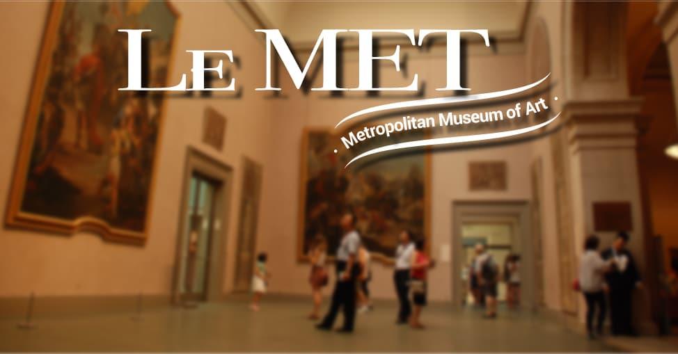 musée MET New York incontournable