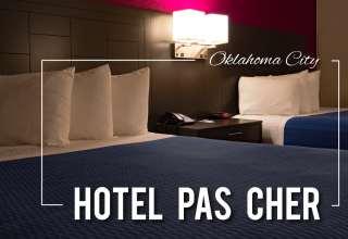 À 10 minutes du centre ville d'Oklahoma City, sur la route 66, on a testé ce super hôtel vraiment pas cher