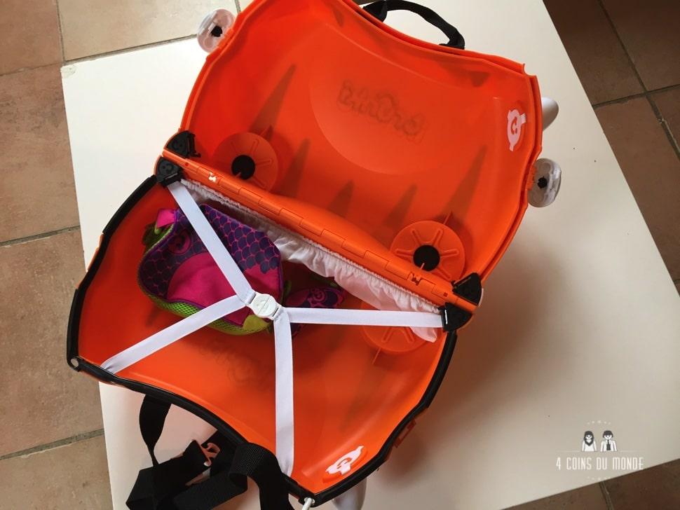 valise enfant Accessoires voyage avec bébé indispensables