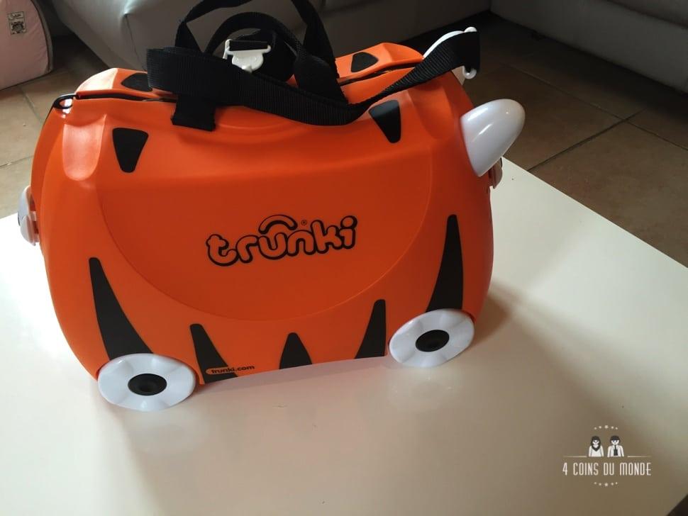 valise voyage enfant Accessoires voyage avec bébé indispensables