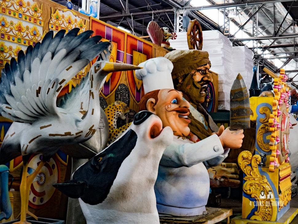 Visiter Mardi Gras World à la Nouvelle Orléans