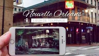 Où voir les lieux de tournage de films à la Nouvelle Orléans